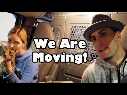 WE ARE MOVING!!! Again!