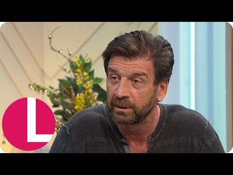 Im a Celebs Nick Knowles Tried to Save Harry Redknapps Life When He Looked in Trouble   Lorraine