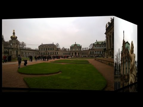 A quick mooch around Dresden, the Christmas Market & Parade - visiting Dresden