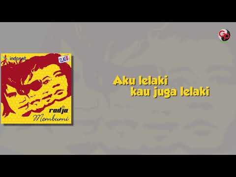 RADJA - SALAH MENCINTAI (Official Lyric)