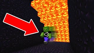 Do NOT Stop Running in Minecraft! (Pocket Edition)