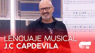 Clase de LENGUAJE MUSICAL con CAPDEVILA (17E) | OT 2020