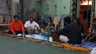 Saanika sings Kiti Sangu Mi Sangu Kunala