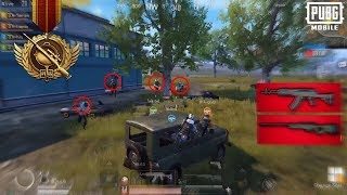 BERYL M762 + AWM MAYHEM! | 33 Kills Game | PUBG Mobile