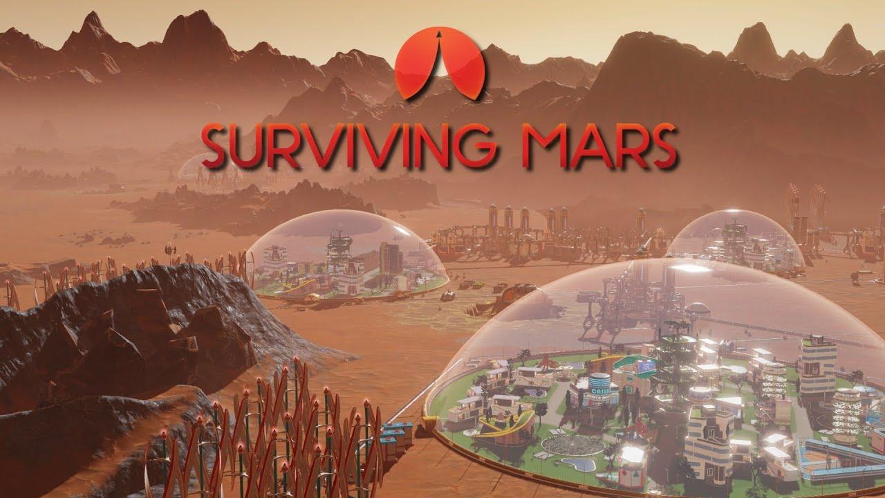 Surviving Mars (2018) | Трейлер