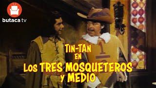 Los tres mosqueteros y medio - película completa de Tin-Tan