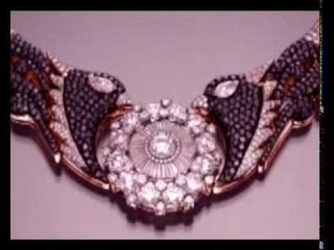 Золотые украшения с бриллиантами под заказ, фото, каталог, цены