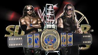 Edge vs Christian | Ladder Match | Intercontinental Championship | WWF NO MERCY