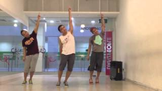 cheerdance tutorial - hey mickey