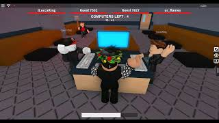 Roblox flee the facility part 01