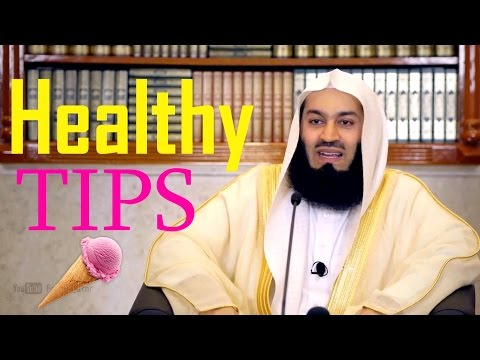 Healthy Food Tips in Ramadan-Mufti Menk||Dawah Islam Channel