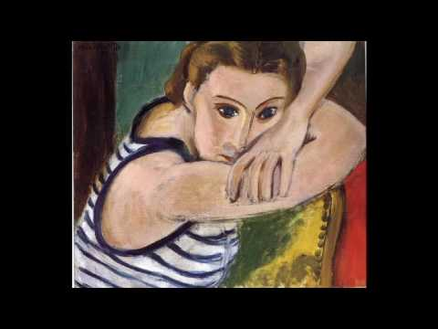 Henri Matisse 亨利·馬諦斯 French painter, Sculptor1869-1954