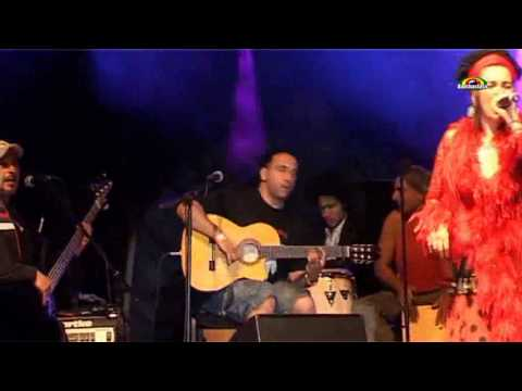"OJOS DE BRUJO  "" Ventilaor R-80 "" - Live @ WrocLoveFest 2009"