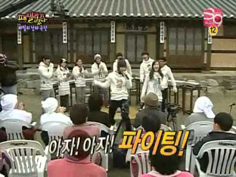 Daesung singing cut (Family Outing)