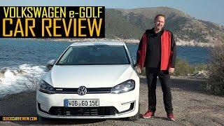 CAR Review: 2017 Volkswagen e-Golf Test Drive