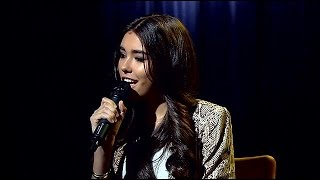 Madison Beer performs