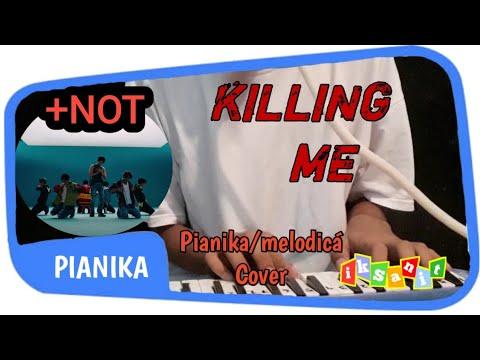 Ikon Killing Me Cover Pianika Melodica Not Youtube