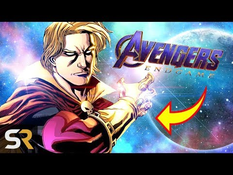 Marvel Theory: Endgame's Ending Will Lead To Adam Warlock's Creation