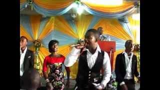 Tanzania gospel Music.The calvary g Band at Our Church TCTC Tz