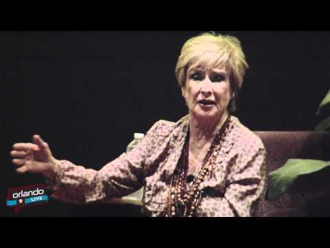 Orlando LIVE - Florida Film Festival 2012 - An Evening with Cloris Leachman