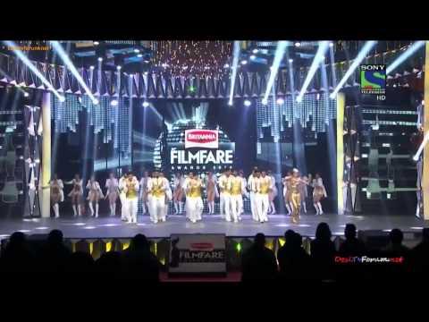 Shraddha kapoor live dance FILMFARE 1080 HD