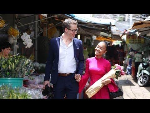 Sài Gòn Anh Yêu Em | Phim Chiếu Rạp | Ca Sĩ Đoan Trang Ngọt Ngào Cùng Chồng Ngoại Quốc
