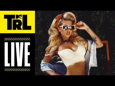 Chanel West Coast, Cameron Monaghan &  the Cast of 'Music City' Today!  TRL Weekdays at 4pm