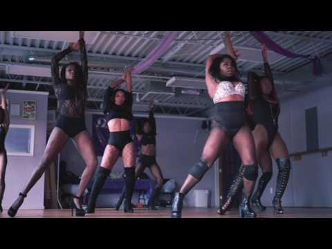 KirstenJ Choreography: Neyo Say It