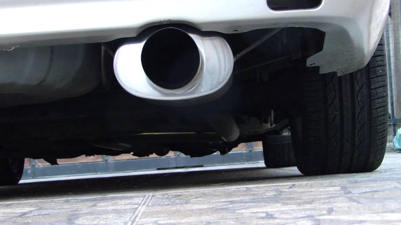 Escape Alto Flujo Magnaflow - Nissan Primera P11
