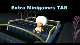 Mario Party 8 - Extra Minigames [TAS]