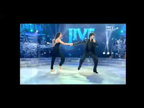 Download Samuel Peron & Barbara Capponi - Jive - Ballando Con le Stelle 2011