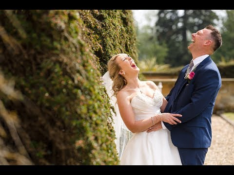 Amy and Lee's wedding at Rudby Hall
