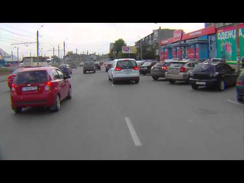 Челябинск-Копейское шоссе