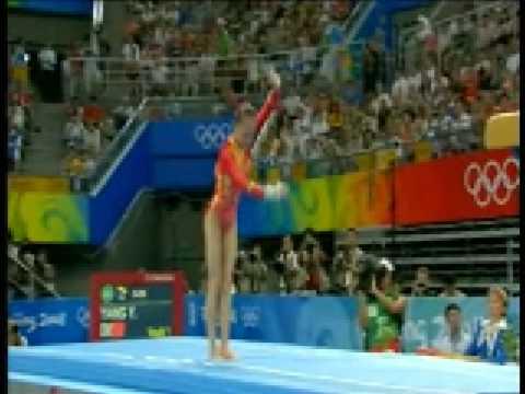 2008 Olympics - Team Final - Part 1