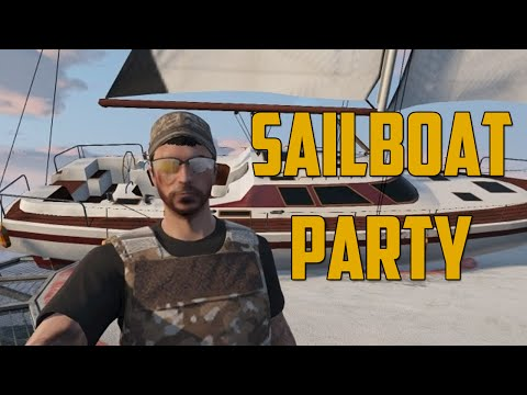 Bringing Home a Sailboat Mast | FunnyCat.TV