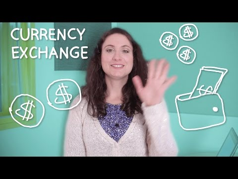Italian Words of the Week - Currency Exchange