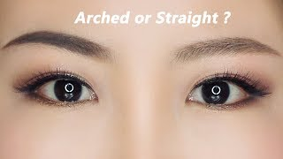 Influences of Eyebrow Shapes for Facial Proportions、Expressions and Personalities