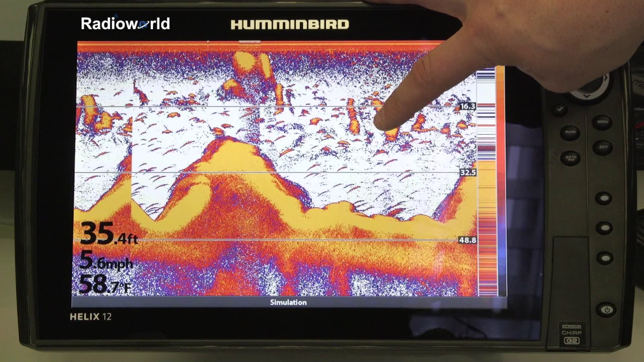 Humminbird HELIX 12 Review | Fish Finders | FishingTech