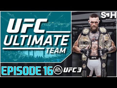 EA Sports UFC 3 - Ultimate Team - Episode 16