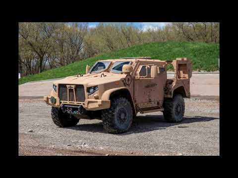 HUMVEE COMPARES TO OSHKOSH JLTV - 2018