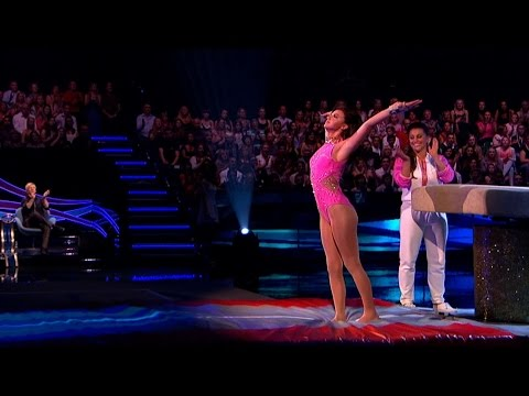 Celebrity Finalists Vault Off - Tumble: Grand Final - BBC One