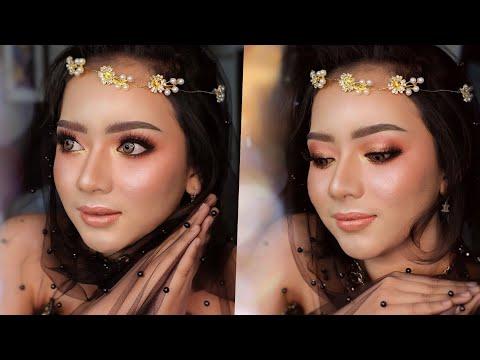 nyobain-makeup-kekinian..-trend-2019-|-full-tutorial-|-glowing-&-fresh-kebangetan..