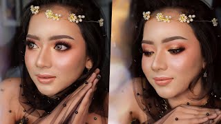 NYOBAIN MAKEUP KEKINIAN.. TREND 2019 | Full Tutorial | GLOWING & FRESH KEBANGETAN..