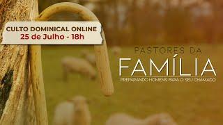 Culto Dominical - 18h | Treinando Filhos Efésios 6:4 - #04 | Rev Rennan Dias