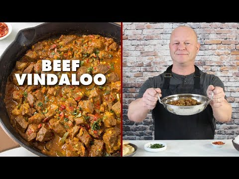 Beef Vindaloo - A Recipe from Chili Pepper Madness