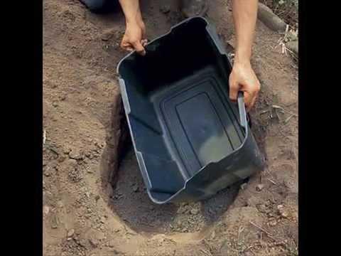 видео: Как сделать фонтан из камня своими руками