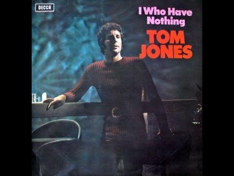 Tom Jones, I ( who have nothing) VINYL FULL ALBUM