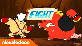 Breadwinners   A Luta dos Padeiros   Brasil   Nickelodeon em Português