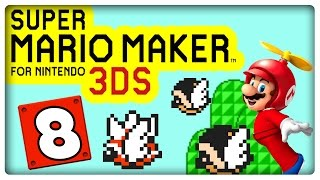 SUPER MARIO MAKER 3DS Part 8: Riesen-Hotheads und Kettenhunde killen