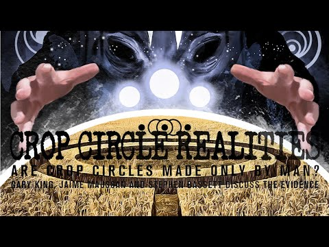 CROP CIRCLE REALITIES Official Trailer (2021) Documentary